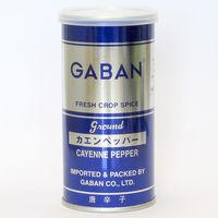 GABAN ギャバン カエンペッパー(唐辛子) パウダー 缶 80g 1910