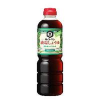 キッコーマン 減塩しょうゆ 750ml 醤油 しょう油 調味料