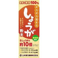 山本漢方製薬 しょうが粉末100% 1箱(25g) 生姜(しょうが)