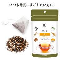 薬日本堂(ニホンドウ) 漢茶 気 KR0 1袋(6包入) お茶