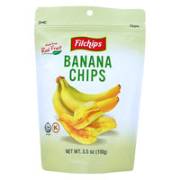 成城石井 フィルチップス バナナチップス(フィリピン産) 100g 1袋