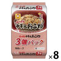パックごはん 24食 ふっくら中華風おこわ(3食入)× 8個 東洋水産 米加工品 包装米飯