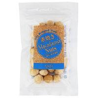 カルディコーヒーファーム カルディオリジナル 素焼きマカダミアナッツ 70g 1個