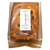 久世福商店 しっとりふんわりパウンドケーキ 能登大納言小豆 1個 お菓子・スイーツ・おやつ