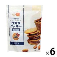 デルタインターナショナル ロカボクッキー 1セット(6袋)