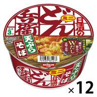 日清食品 日清のどん兵衛 天ぷらそばミニ(西日本版) 12個
