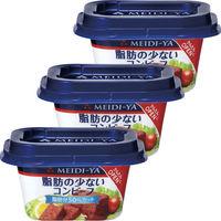 明治屋 脂肪の少ないコンビーフ スマートカップ 80g 1セット(3個)