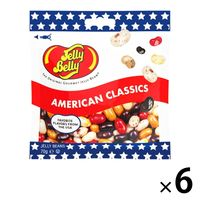 Jelly Belly(ジェリーベリー)アメリカンクラシック 6袋 グミ 輸入菓子