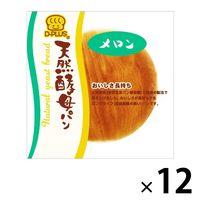 デイプラス 天然酵母パンメロン 12個