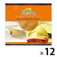 デイプラス 天然酵母パン塩バターチーズ 12個