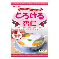 かんてんぱぱ とろける杏仁(2袋入) 1個