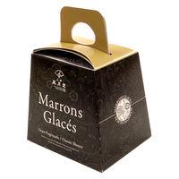 三越伊勢丹〈上野風月堂〉マロングラッセ ブロークン FMG-5 1個 三越の紙袋付き 手土産ギフト 洋菓子
