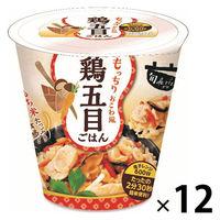 パックごはん12食 旬 de riz 鶏五目ごはん160g 12個幸南食糧