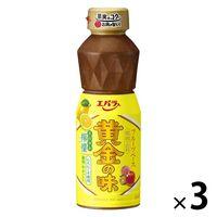 焼肉のたれ 黄金の味 さわやか檸檬 335g 3本 エバラ食品