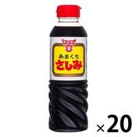 フンドーキン醤油 あまくちさしみ 360ml 20本