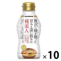 マルコメ 液みそ 糀美人 430g 1セット(10本)味噌