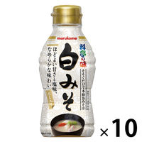マルコメ 液みそ 白みそ 430g 1セット(10本)味噌