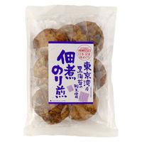 【成城石井】日本全国味めぐり 佃煮のり煎餅 8枚 4953762440699 1袋