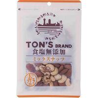東洋ナッツ食品 食塩無添加ミックスナッツ 85g