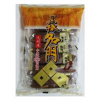 クロボー製菓 黒棒名門 黒砂糖味 12本