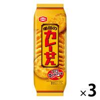 亀田製菓 亀田のカレーせん 18枚 1セット(3袋入)