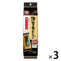 亀田製菓 海苔巻せんべい 10枚 1セット(3袋入)