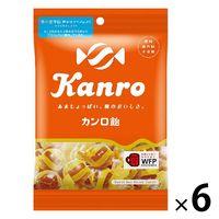 カンロ カンロ飴 140g 6袋 キャンディ 飴