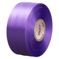 タキロンシーアイ スズランテープ 紫 50mm×470m 1巻