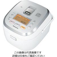 パナソニック(Panasonic) パナソニック スチームIHジャー炊飯器 SR-SB18VC 1個 62-6493-14(直送品)
