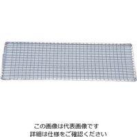 永田金網製造 亜鉛引 使い捨て網 長角型(200枚入) S-8 1ケース(200枚) 62-6504-78(直送品)