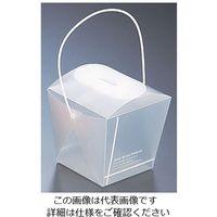 天満紙器 フードペール(20枚入) KS6500 ホワイトクロス 1ケース(20枚) 62-6540-70(直送品)