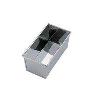 遠藤商事 18-0かみ合わせパウンドケーキ型 小 1個 62-6562-02(直送品)