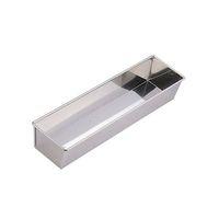 遠藤商事 ブリキ パウンドケーキ型 中 1個 62-6562-09(直送品)
