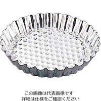 久保寺軽金属工業所 ブリキ 12cm 大マドレーヌ型 1個 62-6567-63(直送品)