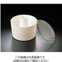 天満紙器 蓋付シフォンカップ白無地 SC-840-A(50枚入) 1ケース(50枚) 62-6576-87(直送品)