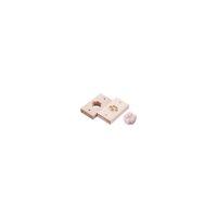 遠藤商事 手彫物相型(上生菓子用) 横福梅 1個 62-6585-97(直送品)