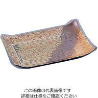 アズワン プラ容器 筑後 民芸陶器 特大(10枚入) 1ケース(10枚) 62-6653-25(直送品)