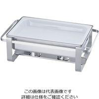 三宝産業 KINGOオープン角チェーフィング1/1 2102-1FN-PA208 1個 62-6658-23(直送品)