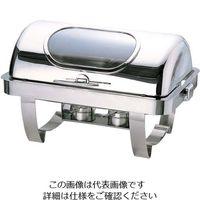 三宝産業 KINGOマド付カバー式角チェーフィング ダブル S6702-2 1個 62-6658-32(直送品)