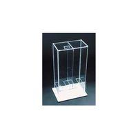 遠藤商事 SAアクリル 紅茶パックケース 1個 62-6664-13(直送品)