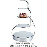 三宝産業 UK18-85段ウェディングケーキスタンドA 1個 62-6695-73(直送品)