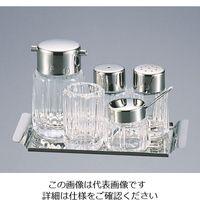 エムタカ(M-TAKA) カスターセット No.5526 1セット 62-6752-85(直送品)