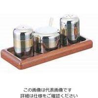 エムタカ(M-TAKA) カスターセット No.5346 1セット 62-6753-11(直送品)