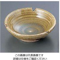 エムズジャパン 石焼きもえぎ 丸型灰皿 T03-70 1個 62-6762-13(直送品)