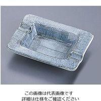 エムズジャパン ごす布目長角灰皿 T03-78 1個 62-6762-20(直送品)