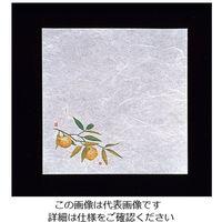 ヤマコー 新・濡れ奉書紙(100枚入) 柚子 1ケース(100枚) 62-6782-86(直送品)