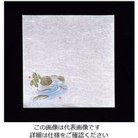 ヤマコー 新・濡れ奉書紙(100枚入) 鮎 1ケース(100枚) 62-6782-79(直送品)