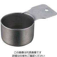 高桑金属 18-8コーヒーメジャースプーンショート ダメージ 1個 63-1255-53(直送品)
