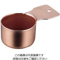 高桑金属 18-8コーヒーメジャースプーンショート 銅 1個 63-1255-54(直送品)