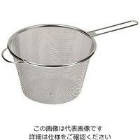 パール金属 日本製の手付き深ザル 18cm HB-1633 1個 63-2758-08(直送品)